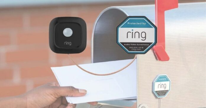 Mailbox Sensor by Ring is the nerdiest smart gadget for homes.