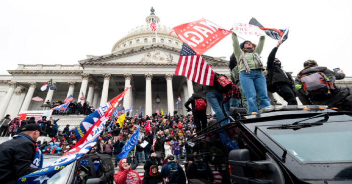 Mob storms Capitol like Twitter, Facebook roles come under scrutiny