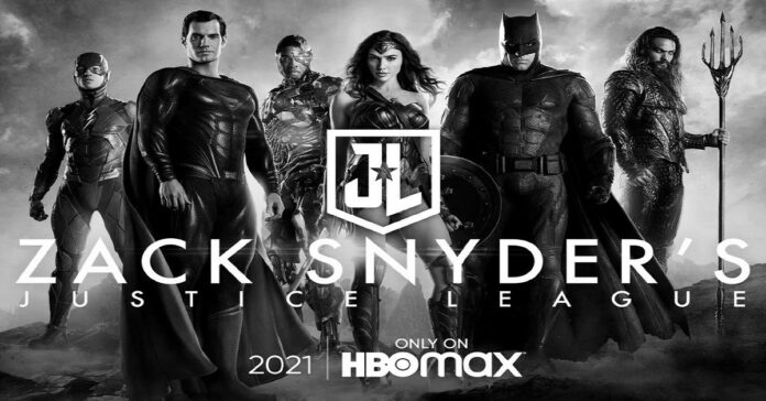 "The ""Snyder Cut"" is coming, it is near, and it will arrive on March 18th, 2021 on HBO Max."