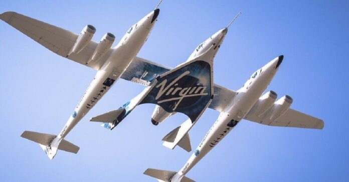 The pilots of Virgin Galactic are ready to take off to outer space