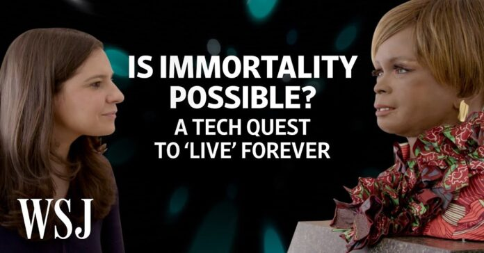 Watch The WSJ Documentary About Living On Digitally After You Die