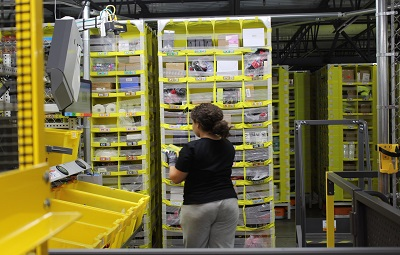 Amazon in need of workers that can go for 10-hour night shifts.